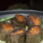Bánh chưng đen – Lạng Sơn