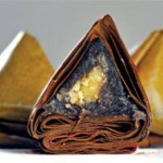 Món Bánh gai Cao Bằng