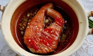 Cá hồi kho thơm ngon bổ dưỡng